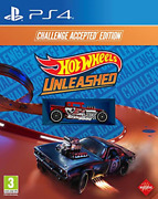 Milestone-ps4 Hot Wheels Unleashed-challenge Accepted Edition Game New-region 2