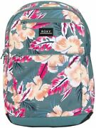 Roxy Junior's Here You Are Backpack, North Atlantic Heritage Haw S, 1sz