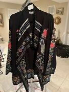 Time For Me Up Cardigan Sweater   Size 3x New Without Tags R6