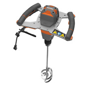 Ridgid Mud Mixer Mortar Grout Paint Single Paddle Mixing Heavy Duty Corded