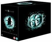 The X-files The Complete Collectors Edition - 2008 - Dvd Region 2