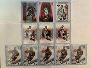 11 Dwayne Wade Lot Luxury Box Relections Sweet Shot Cosigners Sp Authentic