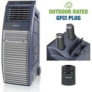 Outdoor Evaporative/swamp Air Cooler 1000 Cfm 2-speed Remote Control Included