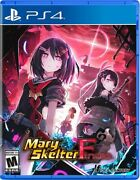 Ps4 Mary Skelter Finale Videogames