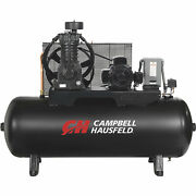 Campbell Hausfeld 2-stage Air Compressor 5hp 16.6cfm @ 175psi 208-230/460v