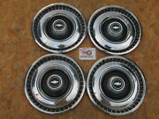 1968, 1969 Chevy Impala, Bel Air, Caprice C10 Truck 15 Wheel Covers, Hubcaps 4