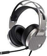 Qcoqce Z15 Gaming Headset Ps4 Headset With Aluminum Frame - Xbox One Headset Wit