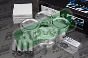 Cp Forged Pistons Hd Pins For Sentra 180sx 240sx S13 S14 Sr20det 86mm 9.01