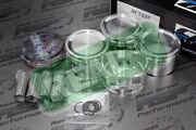 Cp Forged Pistons With Hd Pins S13 S14 Silvia Sr20det 9.01 86.5mm