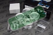 Cp Forged Pistons Hd Pins For Sr20det 240sx Silvia S13 S14 90mm 9.01