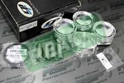 Cp Forged Pistons With Hd Pins Sr20vet Bluebird 88mm 9.01