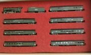 Con-cor N Scale New York Central The Cardinaland039s Train Limited Edition Set 8503
