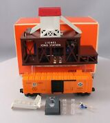 Lionel 6-2306 Operating Icing Station W/6700 Pfe Ice Car Ex/box
