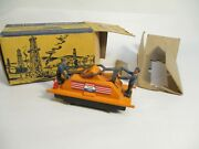 American Flyer 740 Handcar Nice With Box And Insert S Gauge X7279