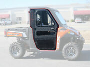 Fits Polaris 2017 2018 Ranger Xp 1000 Steel Doors Only For Cab Enclosure