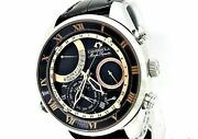 Citizen Campanora Minute Repeater Ah7061-00e 6762-t022073 Menand039s Black Very Good