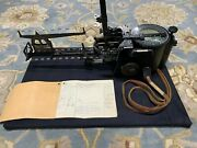 Wwii Wimperis Mark Ix Course Setting Bomb Sight With Log Book