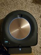 Irobot Roomba S9 S9150 Robot Cordless Vacuum Cleaner Black Charger