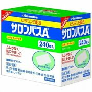 Hisamitsu Salonpas Pain Relieving Patches 240 Japan New