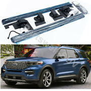 Deployable Electric Running Board Side Steps Fits For Ford Explorer 2020 21 22