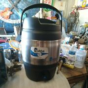 Bubba Keg-inzone-3 Gallon Stainless Water Cooler-awesome Quality-free-shipping