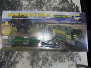 1999 Athearn John Deere Authentic Ho Scale Train Set New 3rd In Series See Pics
