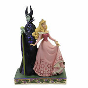 Jim Shore Sorcery And Serenity Polyresin Aurora Maleficent 6008068
