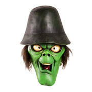 Scooby Doo Mask Mr. Hyde Horror Ghoul Monster Halloween Collectible Latex Gift