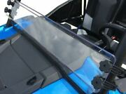 Spike Clear Half Front Windshield For Polaris Rzr Pro Xp / 4 2020 78-4650