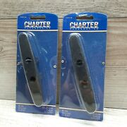 Charter Marine Accessories 6 Nylon Cleat Cm52138 Brand New Sealed Boating Tie