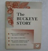 Buckeye Story Why Is Ohio Called 1957 Turnpike Fallen Timbers Lake Erie Canals