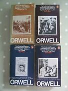 The Collected Essays Journalism And Letters Of George Orwell 4 Vol Penguin Set