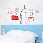 Marry Me - Wall Decals Stickers Appliques Home Decor