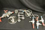 Rohl Country Bath Trim Thermostatic Shower Valves Polished Chrome Finish Parts