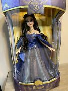 Disney Limited Edition Little Mermaid 17 Vanessa Doll Great Condition Rare