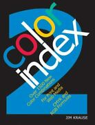 Color Index 2 Over 1500 New Color Combinations. For Print And Web Media. Cmyk..