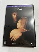 Fear - Mark Wahlberg Reece Witherspoon - Dvd, 1996