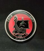 Seal Sub Delivery Vehicle Team One Sdvt-1 Tu-a Ser219 Navy Challenge Coin Rare