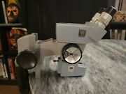 Pre-used American Optical Ao Spencer Stereo Microscope +boomstand