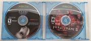 Fatal Frame 1and2 Disc Only Xbox