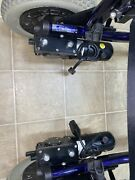 Left And Right Motors For Quickie V-521 Power Wheelchair Works Free Shipping