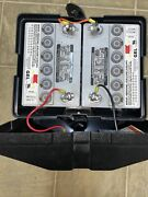 Mk Power 12v Gel Battery Replacement For Quickie V-521 With Case Harness