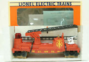 Lionel 6-16688 O Scale Red Operating Fire Ladder Car Ln/box