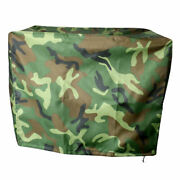 2 - 300 Engines Outboard Motor Boat Protective Cover Heavy Duty Camouflage