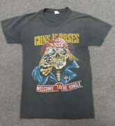 Vintage Guns N Roses Welcome To The Jungle T Shirt Appetite For Destruction