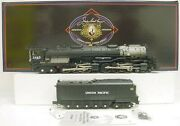 Lionel 6-28064 Union Pacific 4-6-6-4 Challenger Steam Locomotive And Tender Ln/box