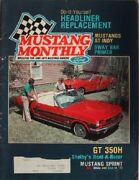 Mustang Monthly 1981 Sept - And03972 Sprint Hertz Cars