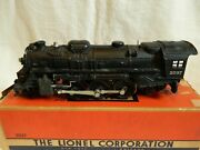 Vintage Lionel Locomotive With Smoke Chamber 2037