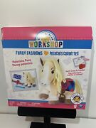 Furry Fashions Palomino Pony Build A Bear Workshop Stuffing Station Refill. New