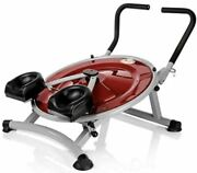 Ab Circle Pro Exercise Equipment Home Gym Core Abdominal Machine. New In Box